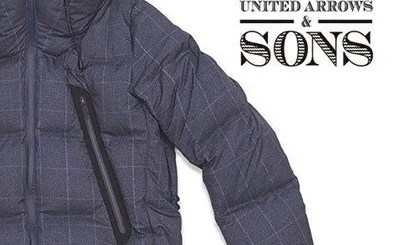 DESCENTE ALTERRAIN × UNITED ARROWS & SONS 別注 水沢ダウンジャケット「MOUNTAINEER」が10月下旬発売! (デサント オルテライン ユナイテッドアローズ アンド サンズ)