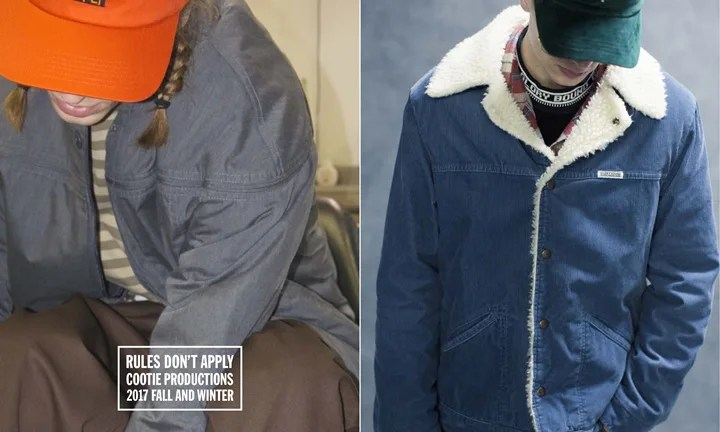 Cootie 2017 FALL/WINTER「RULES DON'T APPLY」が9/1展開 (クーティー 2017年 秋冬)