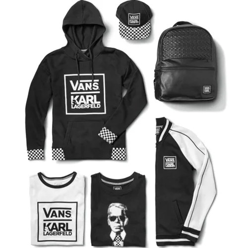 VANS × Karl Lagerfeld コラボが国内9/7発売予定 (バンズ カール・ラガーフェルド)