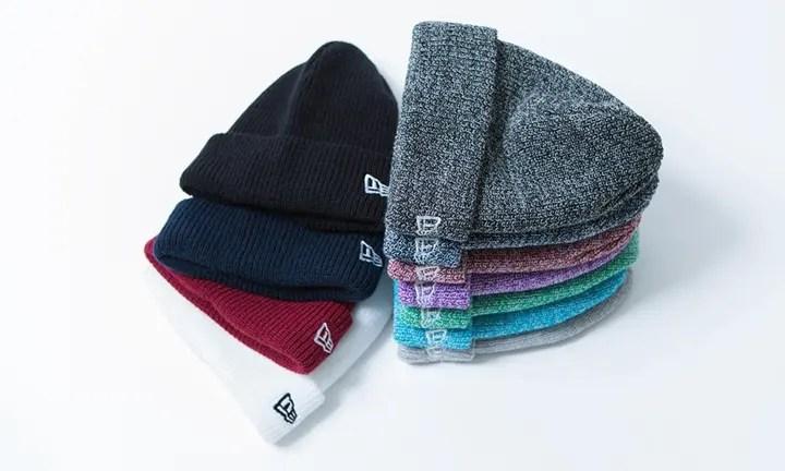New Eraから伸縮性のあるフィット感と軽い被り心地が特徴の「Soft Cuff Knit」に新色4カラーがリリース (ニューエラ ソフト カフ ニット)