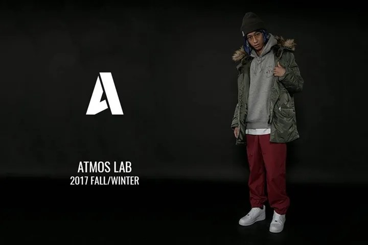 ATMOSLAB 2017 AUTUMN/WINTER COLLECITON! (アトモスラボ 2017年 秋冬)
