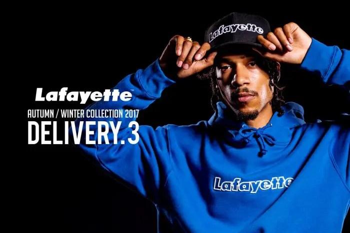 Lafayette 2017 AUTUMN/WINTER 3nd デリバリーが9/9から発売!(ラファイエット)