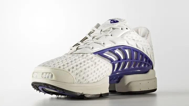 """アディダス オリジナルス クライマクール 2 """"ホワイト/パープル"""" (adidas Originals CLIMACOOL 2 """"White/Purple"""") [BY8754]"""