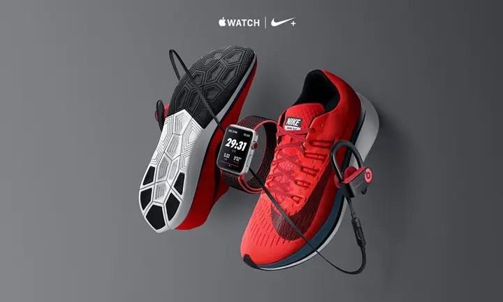 NIKE × Apple Watch Series 3 GPS + CELLULARが近日展開予定! (ナイキ アップル ウォッチ)