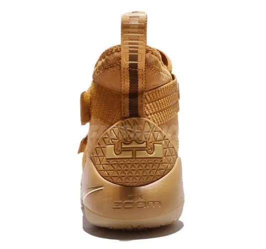"""ナイキ レブロン ソルジャー 11 SFG EP """"ウィート ゴールド"""" (NIKE ZOOM LEBRON SOLDIER 11 SFG """"Wheat Gold"""") [897647-700]"""