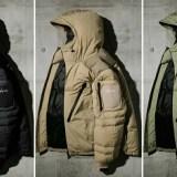 MANUAL ALPHABET × NANGA M/A PCU ダウン ジャケットが11月中旬発売! (マニュアル アルファベット ナンガ)