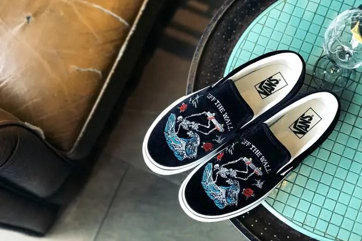海外9/23発売予定!ROLLICKING x VANS SLIP-ON 新作 (ローリッキング バンズ スリッポン コレクション)