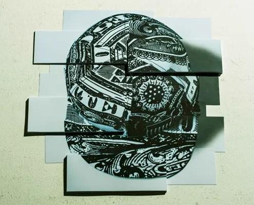 New Eraからアメリカの1ドル紙幣をモチーフにしたシリーズ「Dollar」がリリース (ニューエラ)