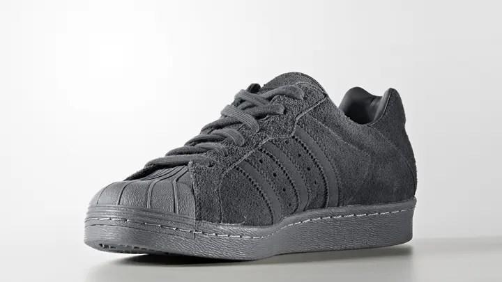 """アディダス オリジナルス ウルトラスター 80s """"グレー"""" (adidas Originals ULTRASTAR 80s """"Grey"""") [BZ0536]"""
