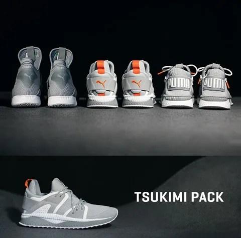 """十五夜からインスパイア!PUMA """"TSUKIMI PACK""""が発売開始 (プーマ """"ツキミ パック"""") [364761,364772,364793-01]"""