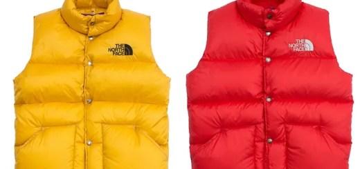 """店舗限定!高密度なリップストップナイロンを使用したザ・ノースフェイス パープル レーベル 2017年 秋冬 """"シェラベスト"""" (THE NORTH FACE PURPLE LABEL 2017 FALL/WINTER """"Sierra Vest"""") [ND2761N]"""