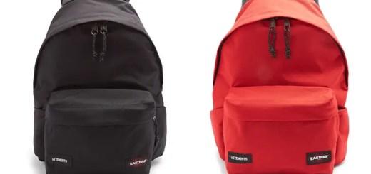 VETEMENTS 2017-2018 F/W × Eastpak backpack (ヴェトモン イーストパック)