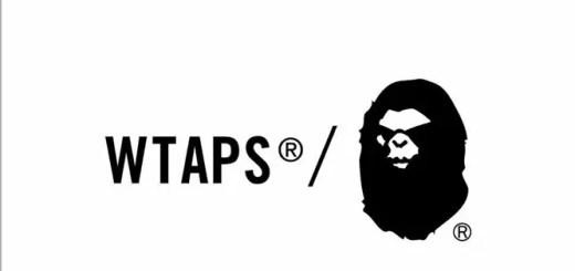 WTPS × A BATHING APE コラボが11月発売予定 (ダブルタップス ア ベイシング エイプ)