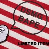 DOVER STREET MARKET GINZA × A BATHING APEとのコラボ ニューコレクションが10/21発売! (ドーバー ストリート マーケット DSM ア ベイシング エイプ)