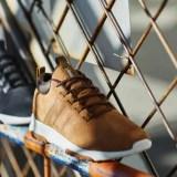 adidas NEOからトレイルシューズをヒントにしたミッドカットにヌバックレザーのアッパーブーツ風の靴紐を合わせた「CLOUDFOAM NEORACER MID WTR」が10月発売 (アディダス ネオ)