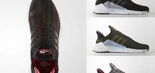 adidas Originals CLIMACOOL ADV 02/17 3カラー (アディダス オリジナルス クライマクール ADV 02/17) [CG3345,3346,3347]