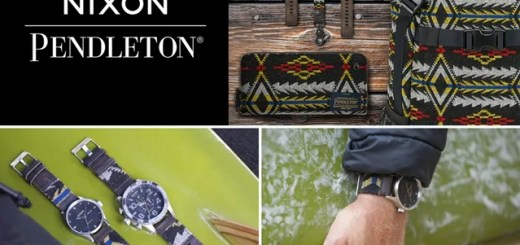 NIXON × PENDLETONがアメリカンなコラボレーションアイテムが10/23発売 (ニクソン ペンドルトン)