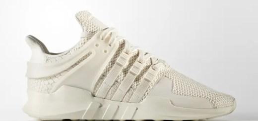 """11/17発売!アディダス オリジナルス エキップメント サポート ADV """"チョーク ホワイト"""" (adidas Originals EQT SUPPORT ADV """"Chalk White"""") [BY9586]"""