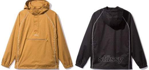 """STUSSY 2017 HOLIDAY """"3M Piping Pullover"""" (ステューシー 2017年 ホリデー)"""
