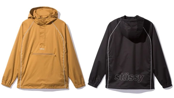 "STUSSY 2017 HOLIDAY ""3M Piping Pullover"" (ステューシー 2017年 ホリデー)"