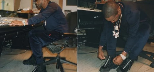 """Cam'ron × REEBOK DMX RUN 10 """"Harlem Nights"""" (リーボック ディーエムエックス ラン 10 """"ハーレム ナイト"""")"""