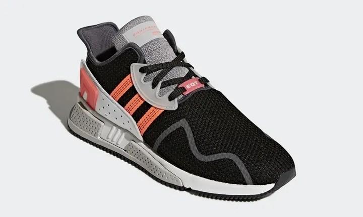 """12/7発売!adidas Originals EQT CUSHION ADV """"Black/Pink"""" (アディダス オリジナルス エキップメント クッション ADV """"ブラック/ピンク"""") [AH2231]"""
