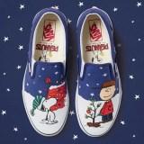 VANS × PEANUTS CHRISTMAS COLLECTIONが近日展開予定 (バンズ ピーナッツ コレクション)
