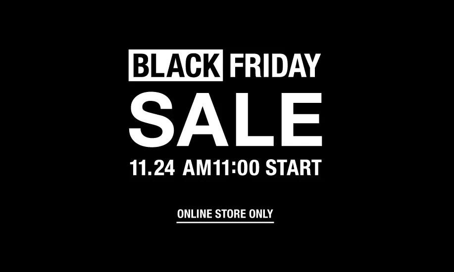 【気になってる所】国内 ブラック フライデー セールまとめ! (BLACK FRIDAY SALE 2017)