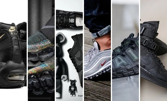 "【まとめ】11/24発売の NIKE厳選スニーカー!(AIR MAX 97 OG ""Metallic Silver"")(SB ZOOM DUNK LOW ELITE ""BE@RBRICK"")(AIR VAPORMAX FLYKNIT MOC)(AIR MAX 95 PREMIUM SE ""Black/Gold"")他"