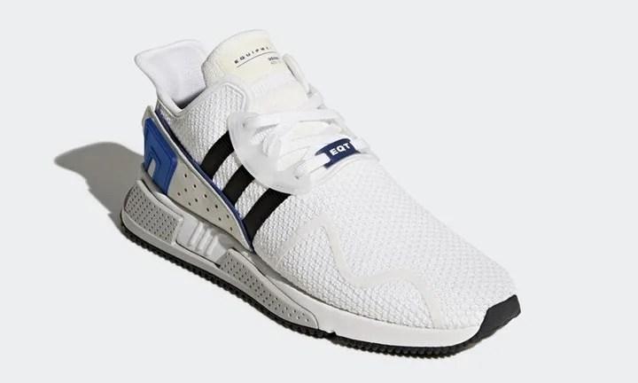 """12/7発売!adidas Originals EQT CUSHION ADV """"White/College Blue"""" (アディダス オリジナルス エキップメント クッション ADV """"ホワイト/カレッジ ブルー"""") [CQ2379]"""