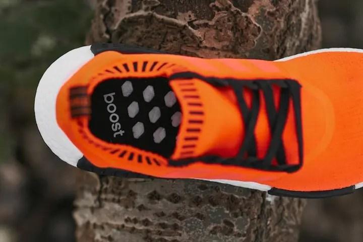 """12/2発売!Size? × adidas Originals NMD_R1 PRIMEKNIT {PK} """"Neon Orange"""" (サイズ アディダス オリジナルス エヌ エム ディー プライムニット """"ネオン オレンジ"""")"""