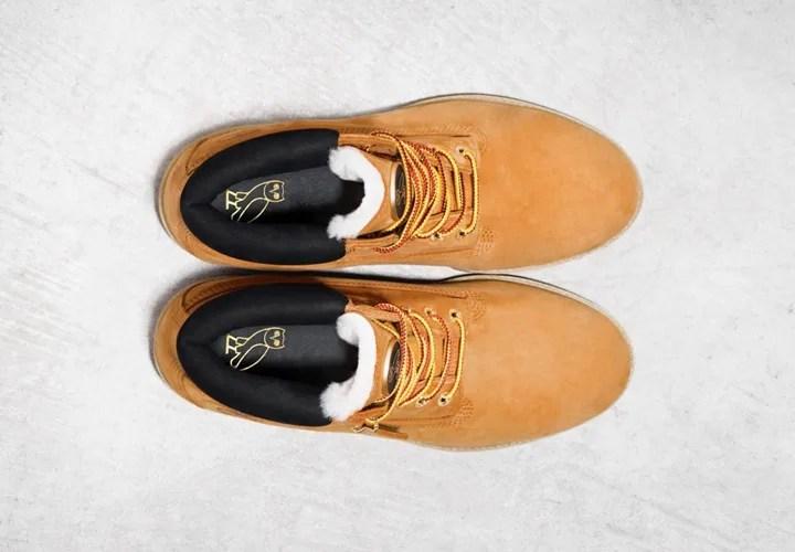 OVO × Timberland 6 inch Bootが海外12/1展開 (OCTOBERS VERY OWN オクトーバーズ ベリー オウン ティンバーランド)