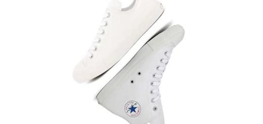 CONVERSE ALL STAR 100 COLORS OX/HI に新色「ホワイト」が登場 (コンバース オールスター)