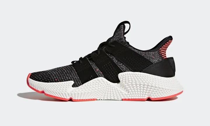 """12/15発売予定!adidas Originals PROPHERE """"Core Black/Solar Red"""" (アディダス オリジナルス プロフィア """"コア ブラック/ソーラー レッド"""") [CQ3022]"""