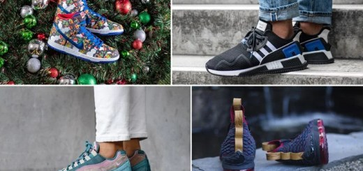 "【まとめ】12/7発売の厳選スニーカー!(Concepts NIKE SB DUNK HIGH ""UGLY CHRISTMAS SWEATER"")(adidas Originals EQT CUSHION ADV)(WMNS AIR MAX 95 PONY ""Smokey Blue Mushroom"")(LEBRON 15 ""Atomic Teal"")他"