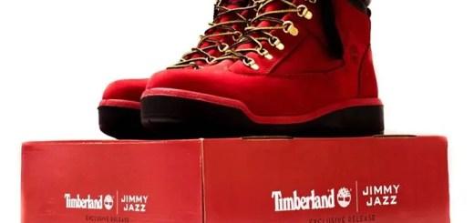 "Jimmy Jazz x Timberland 6 inch Boot ""Ruby Red"" (ジミー ジャズ ティンバーランド 6インチ ブーツ ""ルビー レッド"")"