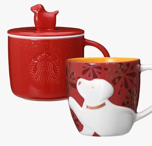 2018年からスタバ!ニューイヤードッグ新作グッズ & 新感覚「抹茶」ビバレッジ2種類が12/26から発売 (STARBUCKS スターバックス)