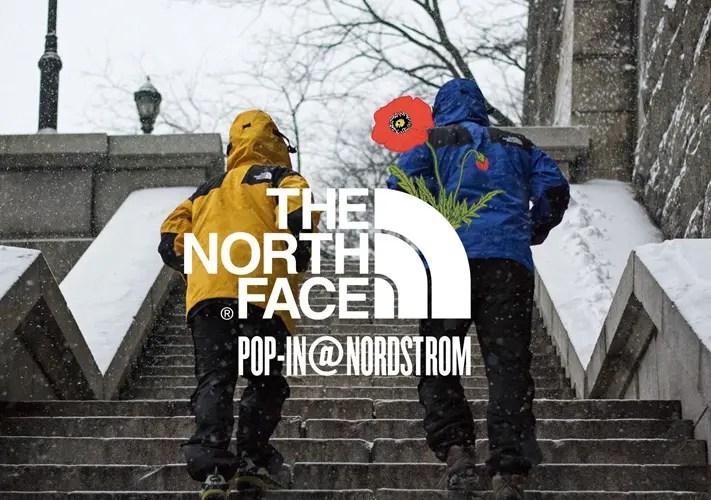 Nordstrom x THE NORTH FACE コラボレーションが発売 (ノードストローム ザ・ノース・フェイス)
