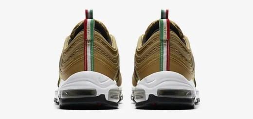 """【オフィシャルイメージ】1/18発売予定!ナイキ エア マックス 97 OG """"イタリー フラッグ"""" (NIKE AIR MAX 97 OG """"Italy Flag"""") [AJ8056-700]"""