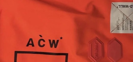 OFF-WHITE C/O VIRGIL ABLOH × A-COLD-WALLのコラボショットが登場 (オフホワイト ア コールド ウォール)