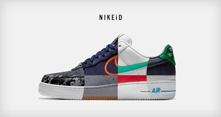 "1/23 9:00~展開!NBA × NIKE iD AIR FORCE 1 ""CITY EDITION"" (ナイキ エア フォース 1)"