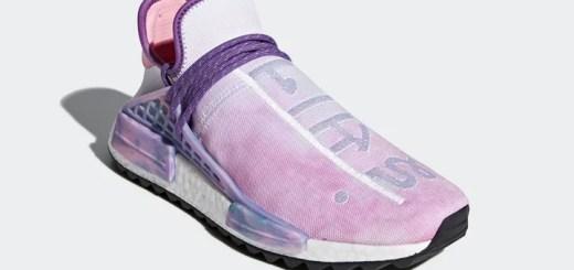 """3月発売予定!Pharrell Williams x adidas Originals NMD TRAIL Holi """"HUMAN RACE"""" Pink Glow (ファレル・ウィリアムス アディダス オリジナルス エヌ エム ディー トレイル ホーリー """"ヒューマン レース"""" 2018 ピンク グロー) [AC7362]"""