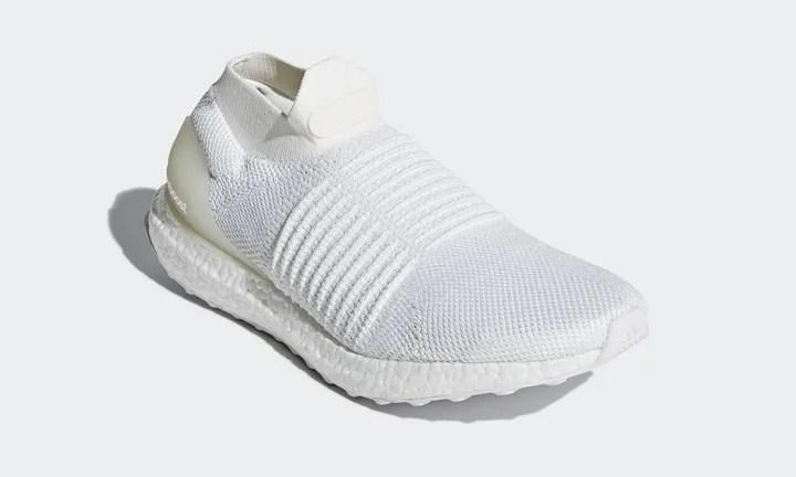 """2/9発売!adidas ULTRA BOOST LACELESS """"Non Dyed"""" (アディダス ウルトラ ブースト レースレス """"ノン ダイド"""") [BB6146]"""