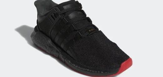 """3/1発売!adidas Originals EQT SUPPORT 93/17 """"Core Black"""" (アディダス オリジナルス エキップメント サポート 93/17 """"コア ブラック"""") [CQ2394]"""