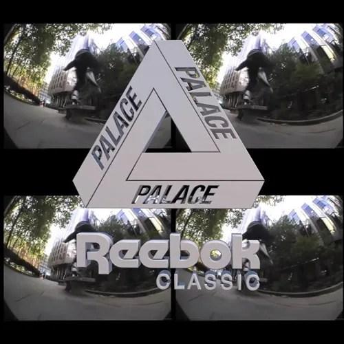 2/23展開!Palace Skateboards 2018 SPRING × REEBOK (パレス リーボック)