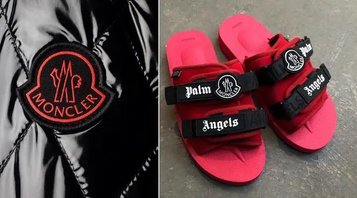 MONCLER × Palm Angels コラボコレクションが近日展開!リリースアイテムのショットが続々登場 (モンクレー パーム エンジェルス)