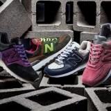 New Balanceから過去にリリースされたmita × Whiz LimitedやSneaker Freaker等とのコラボモデルを「574」で再現した「アイコニック コラボレーション パック」が3/1発売 (ニューバランス)