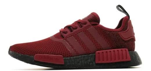 """JD Sports EXCLISIVE adidas Originals NMD_R1 """"Red/Black"""" (アディダス オリジナルス エヌエムディー エックス アール ワン """"レッド/ブラック"""")"""