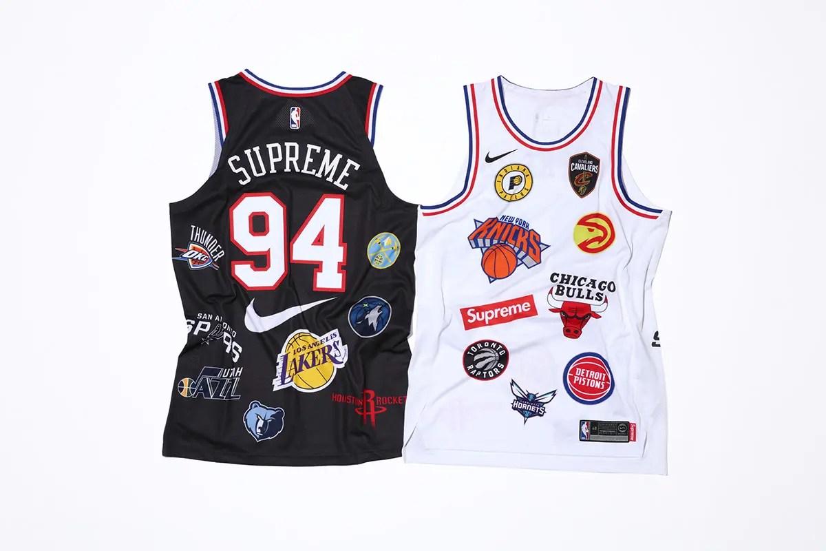 【速報】国内3/10発売!SUPREME × NIKE × NBA コラボレーション (シュプリーム ナイキ エヌビーエー)