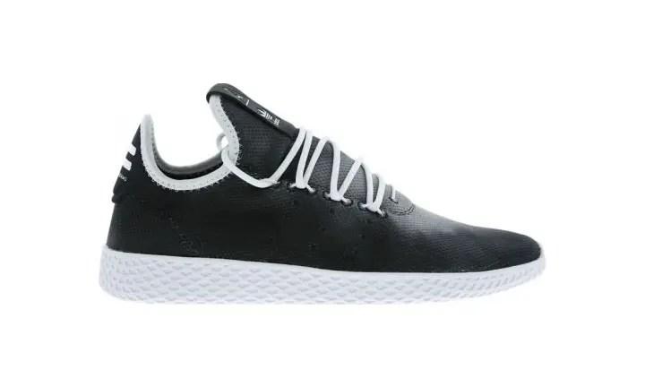 "Pharrell Williams x adidas Originals Human Race Tennis HU Holi ""Black"" (ファレル・ウィリアムス アディダス オリジナルス ヒューマン レース テニス ホーリー ""ブラック"") [BB7376]"
